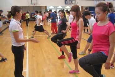 樂齡健身運動指導員認證